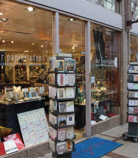 Der Papierladen in Wiesbaden
