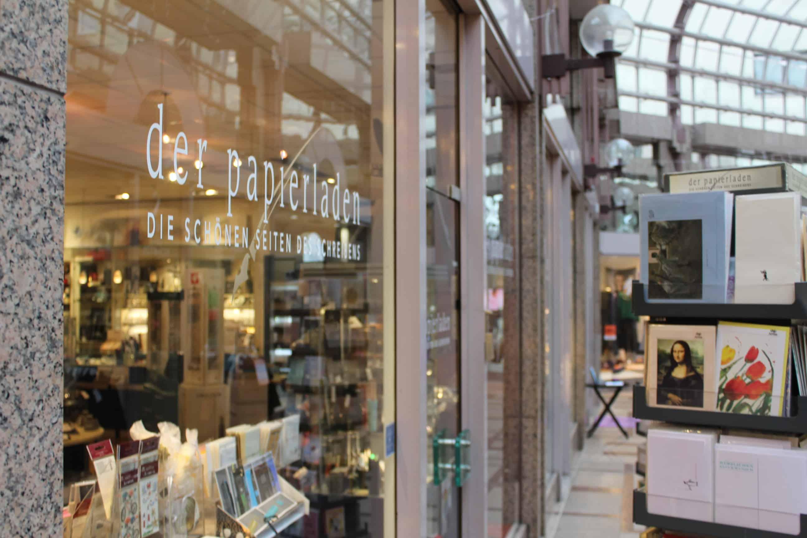 Der Papierladen Schreibwaren Handel Wiesbaden
