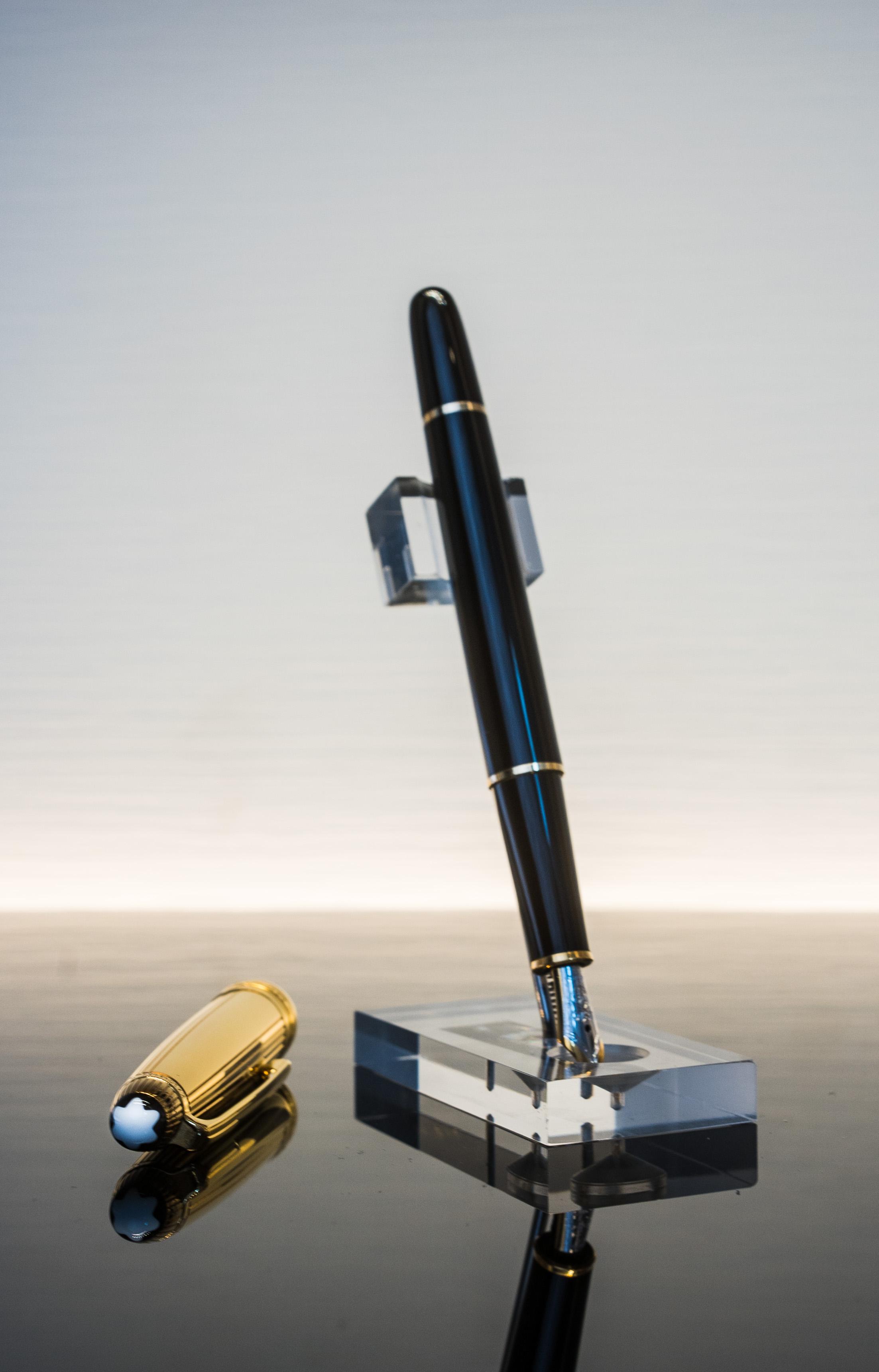 Montblanc Meisterstück Classic Due Kolbenfüller