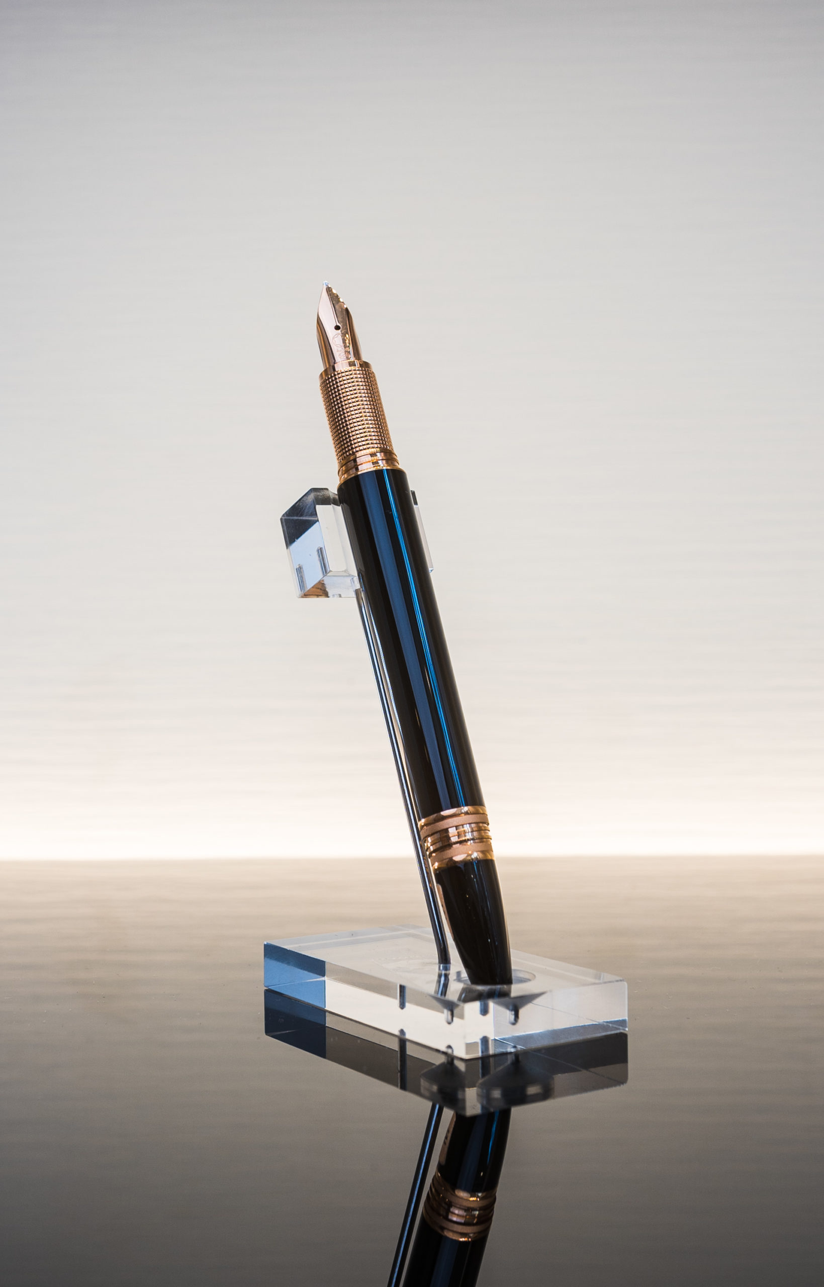 Montblanc StarWalker Red Gold Resin