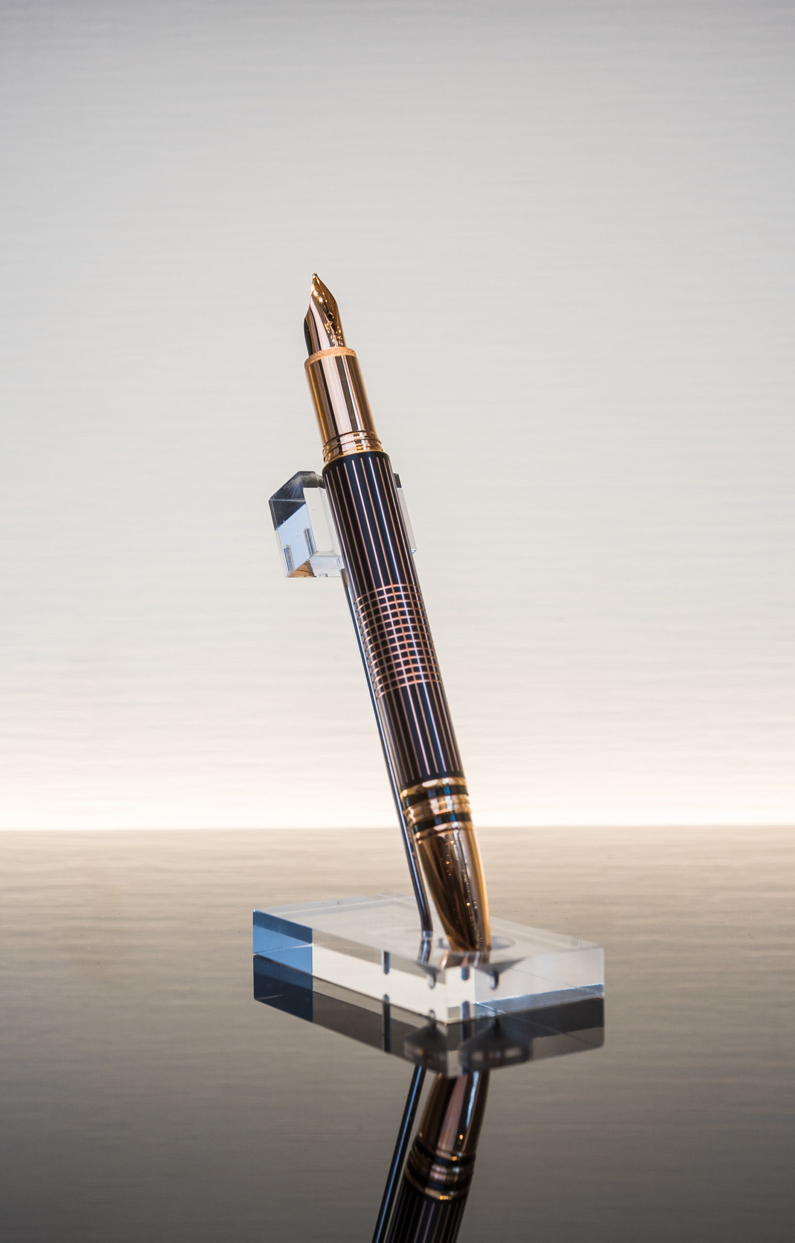 Montblanc StarWalker Red Gold Metal