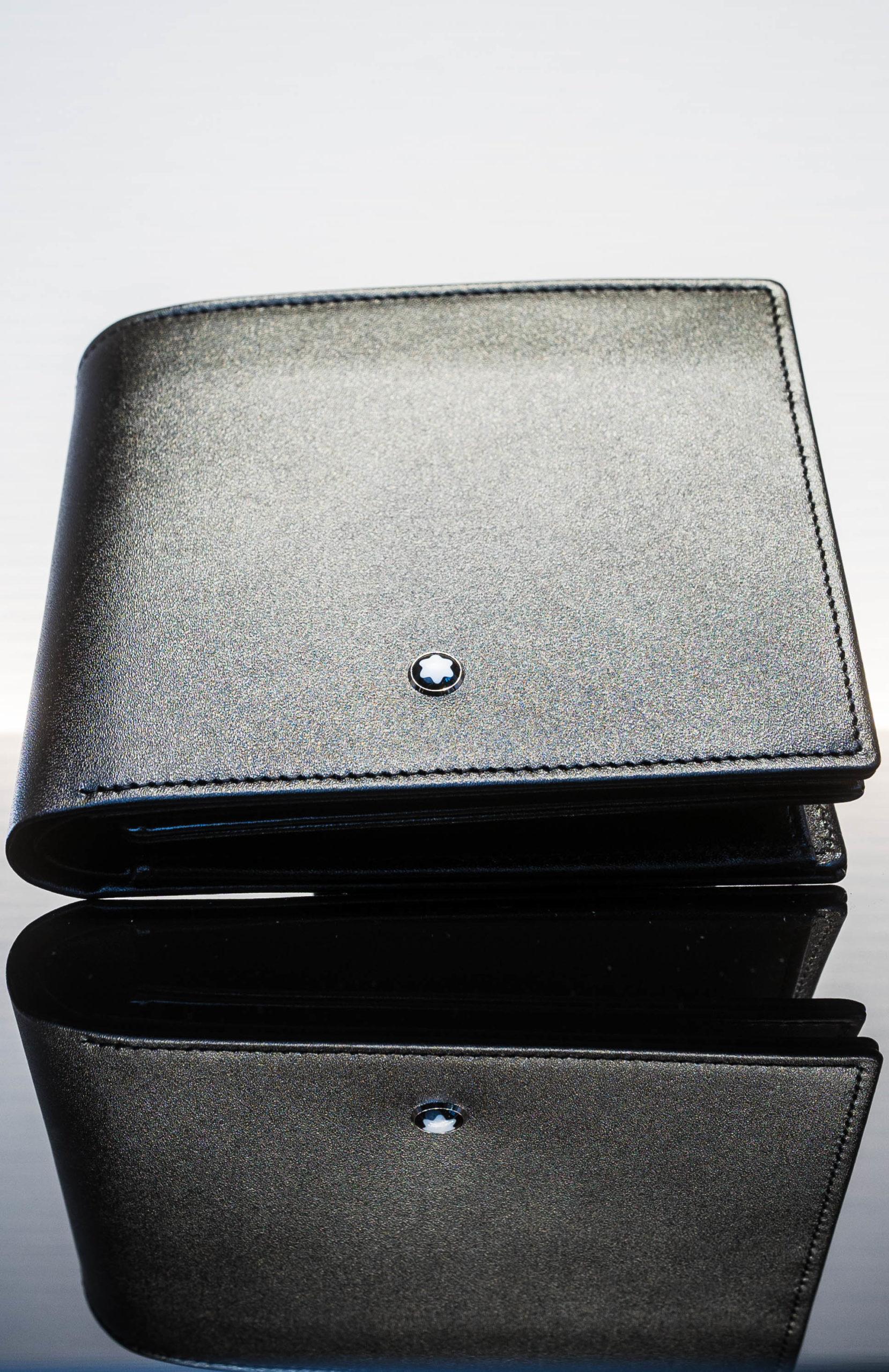 Montblanc Brieftasche 11 cc mit Sichtfach
