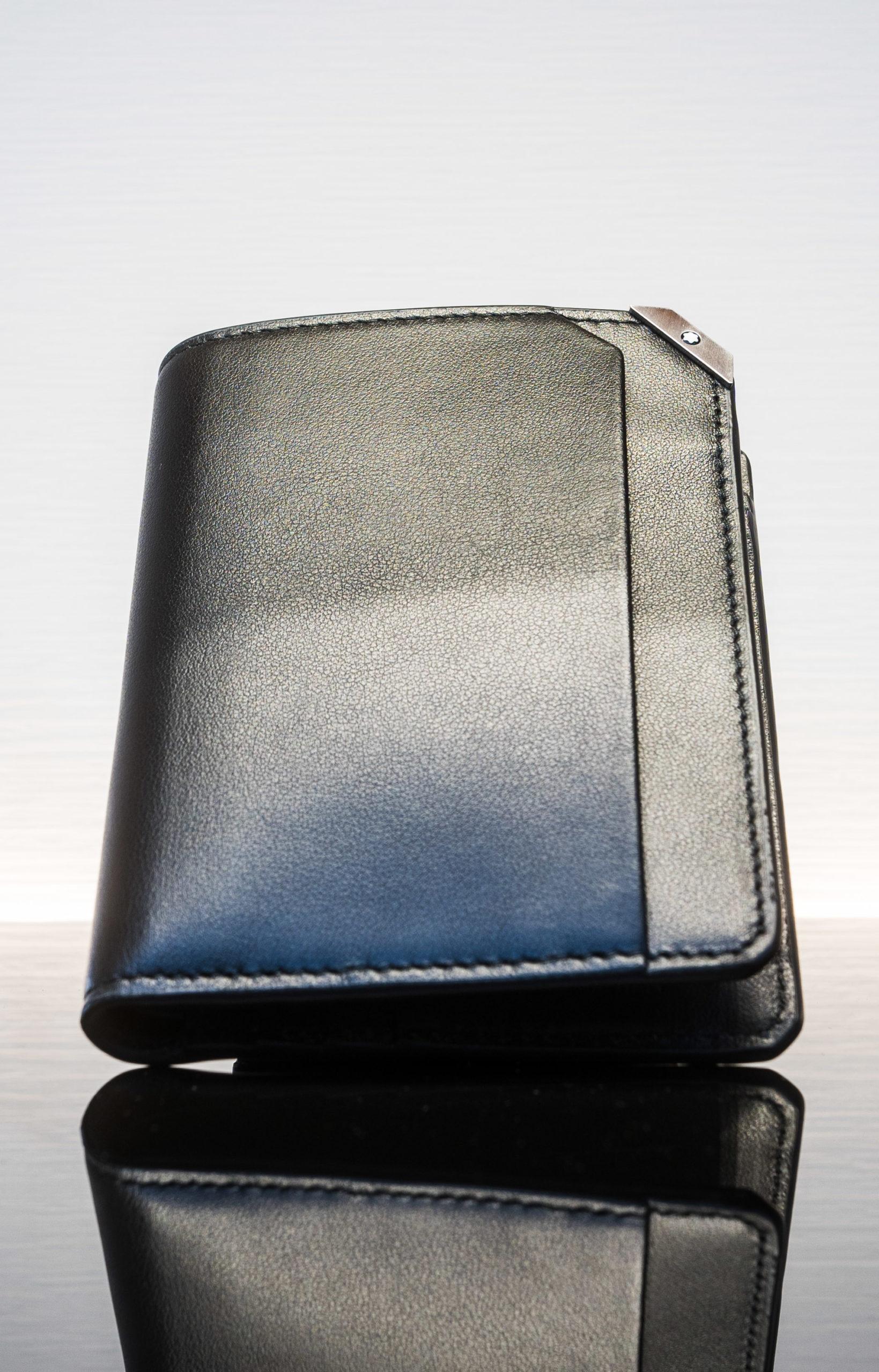 Montblanc Brieftasche 6 Cc Im Hochformat