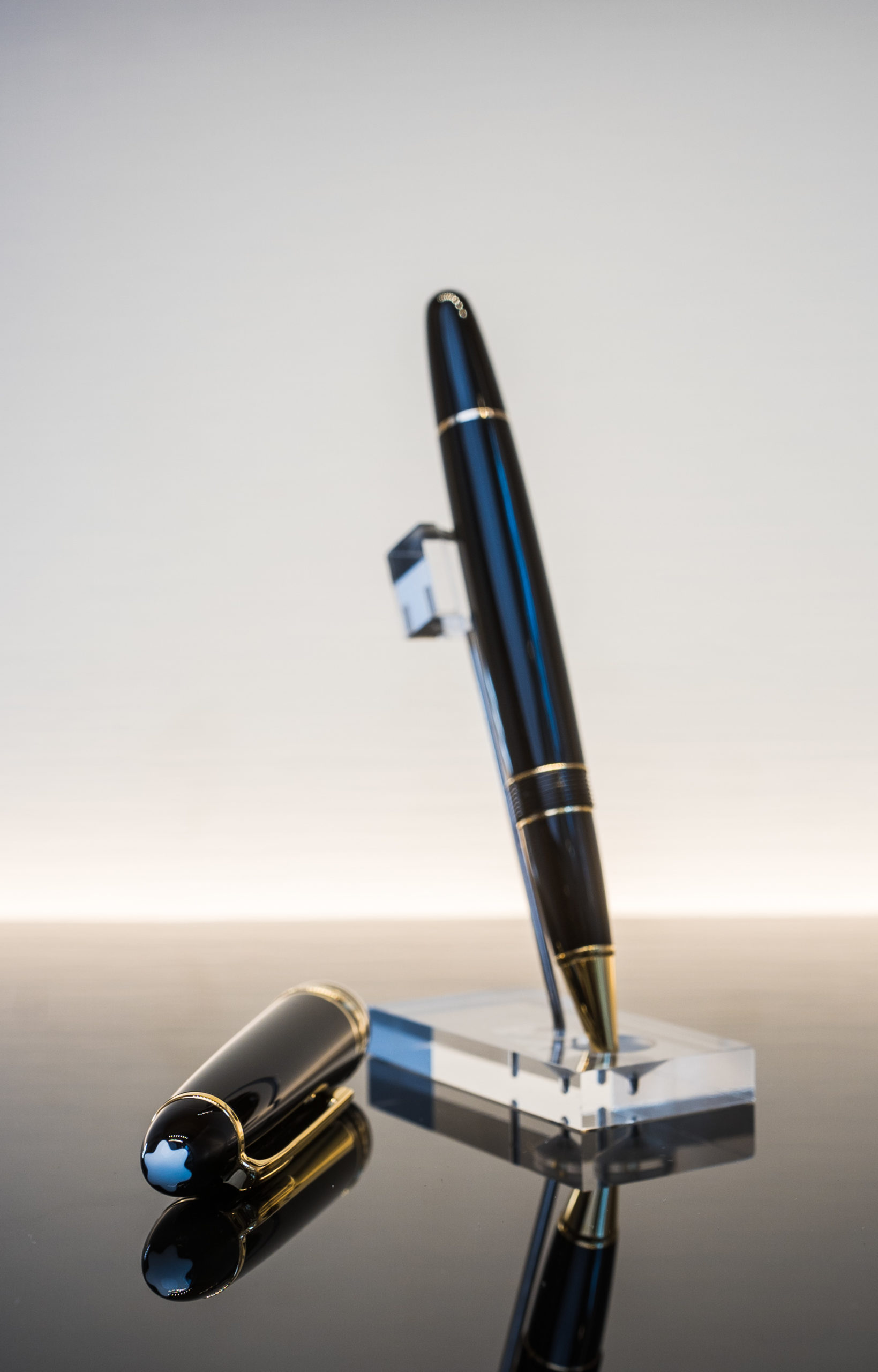 Montblanc Gold-Coated LeGrand Rollerball