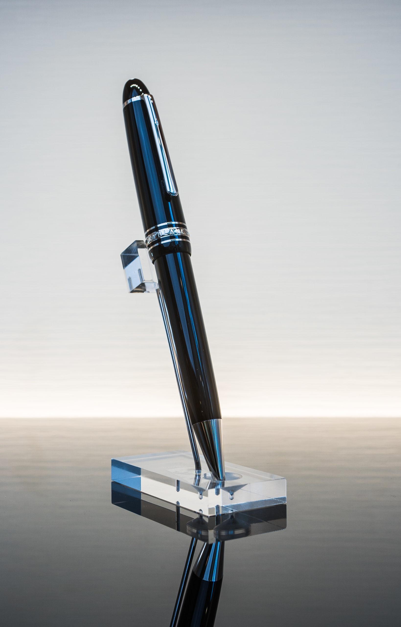 Montblanc Platinum-Coated Midsize Kugelschreiber