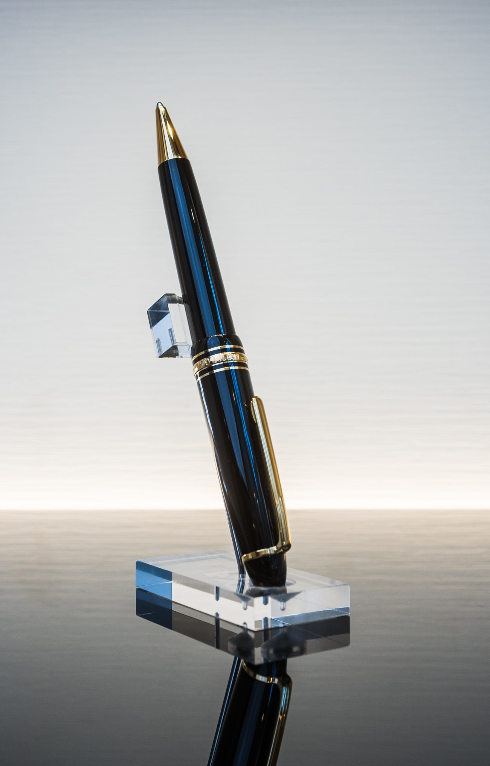 Montblanc Meisterstück Gold-Coated LeGrand Kugelschreiber