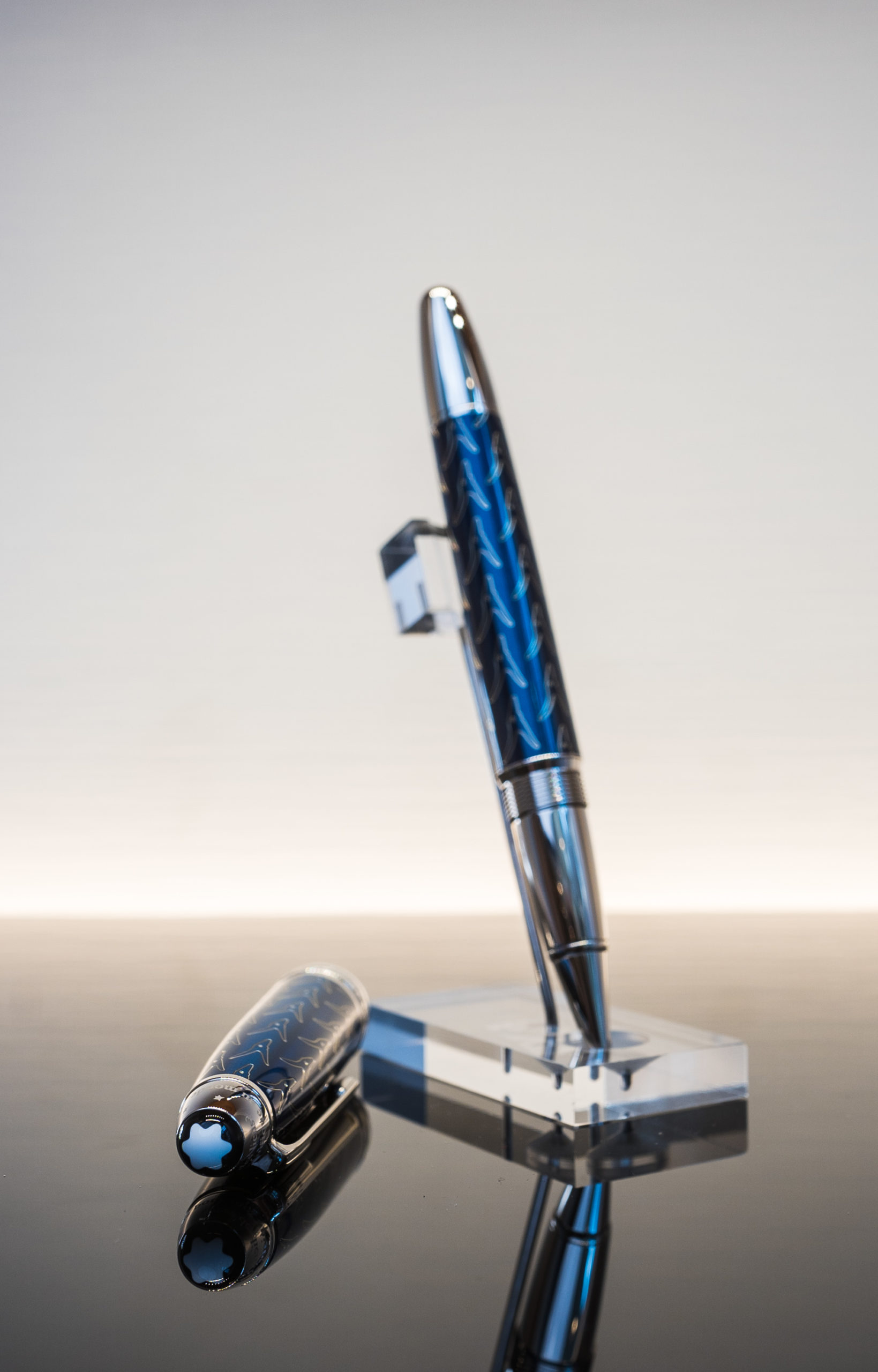 Montblanc Meisterstück Le Petit Prince Solitaire LeGrand Rollerball