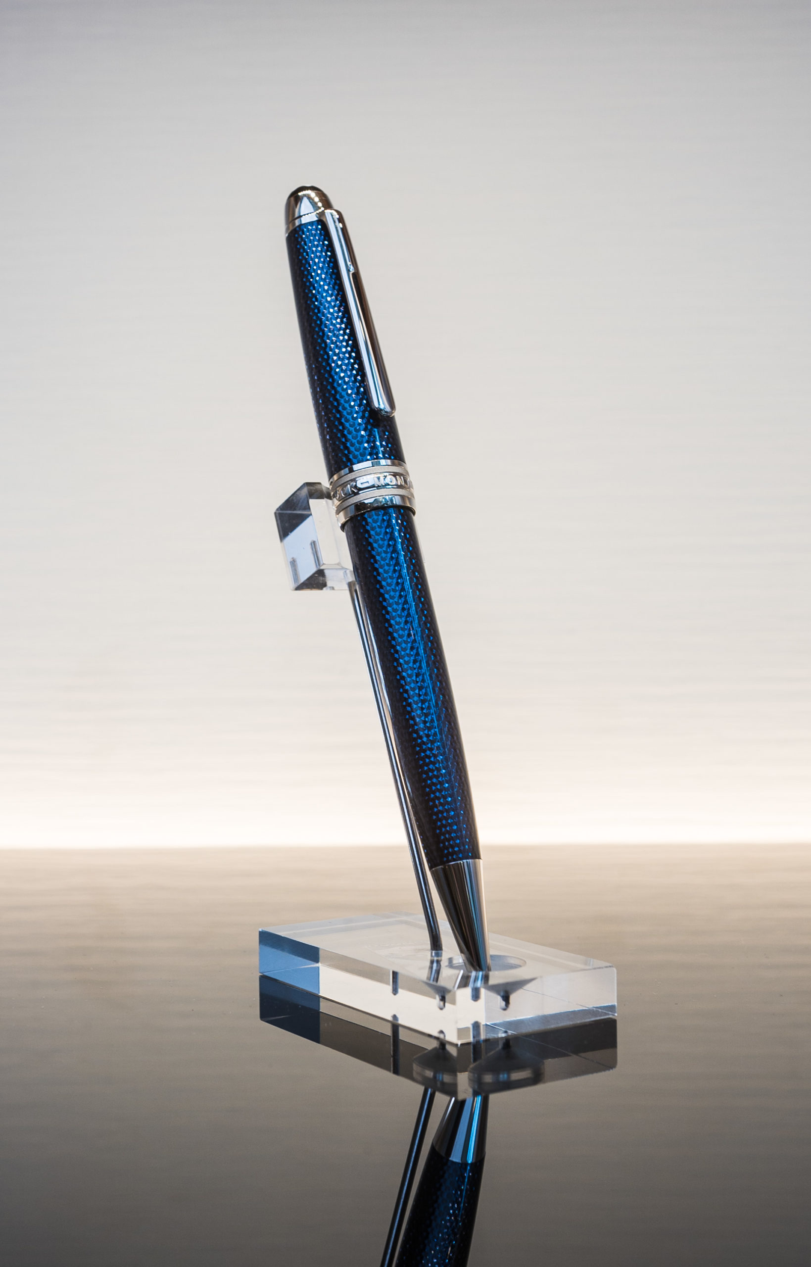 Montblanc Meisterstück Solitaire Blue Hour Midsize Kugelschreiber